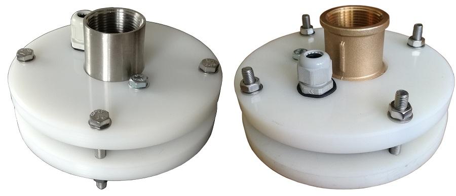 głowica zamknięcie do studni głębinowej 110mm 125mm 160mm
